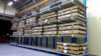 0120 作業と保管の効率向上を目的とした保管用ラック (株)久野産業 東京支店