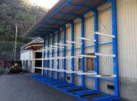 0136 乾燥材の集約保管と出荷作業効率の改善 (有)田辺製材所