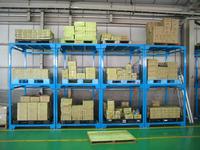 0160 建築金物と建築資材の在庫管理のためのネスラック 愛媛プレカット(株)