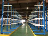 206 材料のピッキングスピードを上げるためのラック (株)タツミ 見附工場