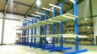 217 建材一時ストック&荷捌き場の床面積が2倍に。 (有)西尾材木店 東久留米営業所