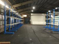 220 長尺木材を収納するためのバーラック A社
