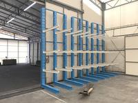 228 住設機器の部材を整理するためのバーラック B社