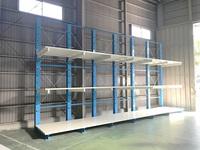 238 3×6、4×8合板を保管するためのバーラック (株)伊千呂 八幡工場