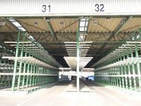 254 長尺材・短尺材兼用の高層バーラック ナイス物流(株)岡山物流センター