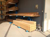 272 簡易的に商品を段積して保管するためのラック (有)玉井トーヨー住器