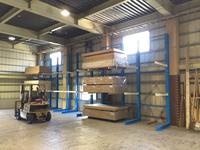 274 船舶内装の材料を保管するためのバーラック A社