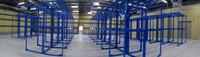 283 半導体製品を管理兼保管するネスラック A社