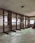 301 長尺木材を効率よく保管するためのバーラック A社