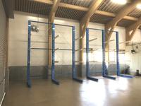 310 長尺木材を保管するためのバーラック A社
