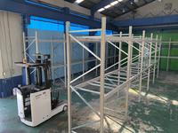 328 医療器具洗浄剤を保管するためのパレットラック A社